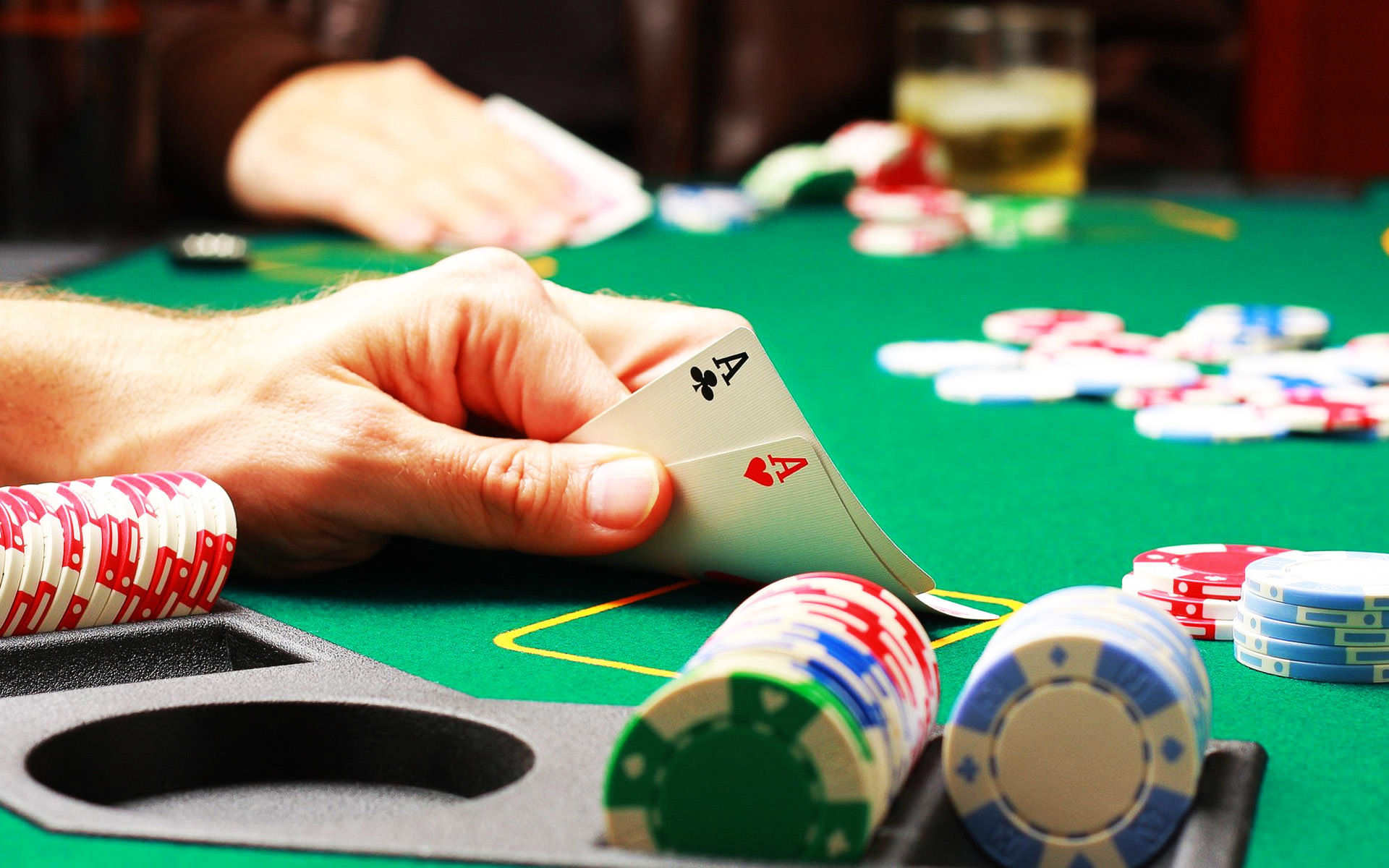 Study Precisely How I Improved Online Gambling