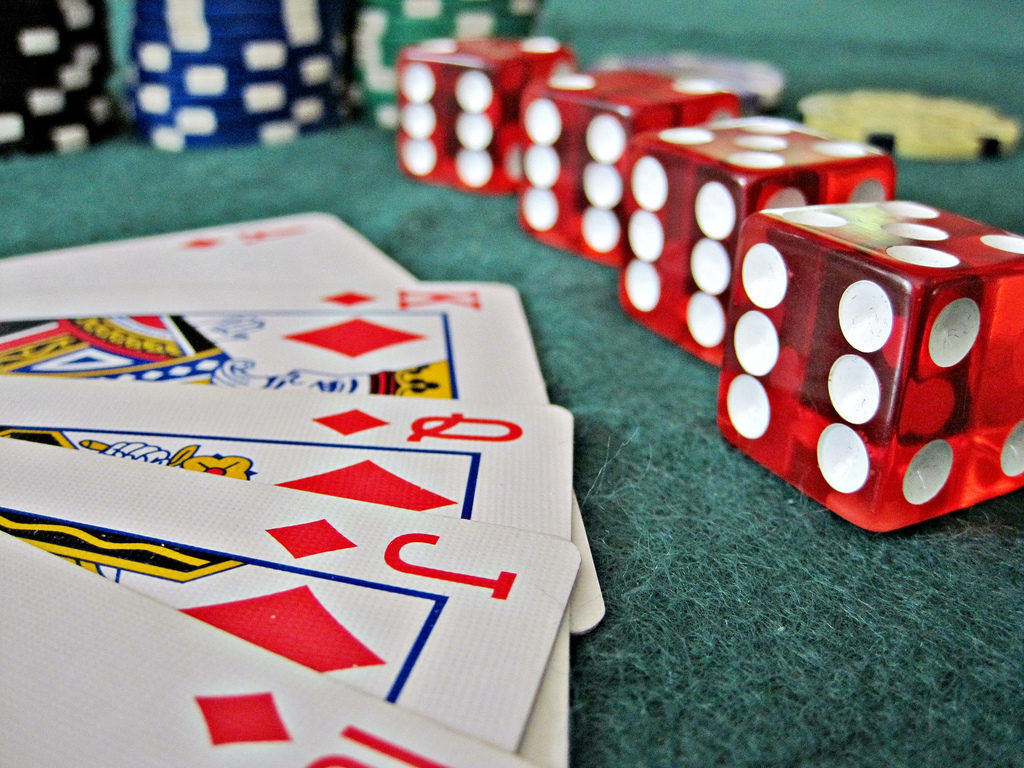 Ways Create Better Casino With The help Of Your Canine